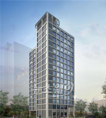서울 운형궁 인근에 16층 규모 관광호텔 들어선다