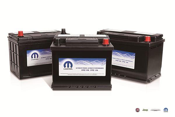 피아트-크라이슬러, 20개 차량 적용 '모파 순정 OEM 배터리' 출시