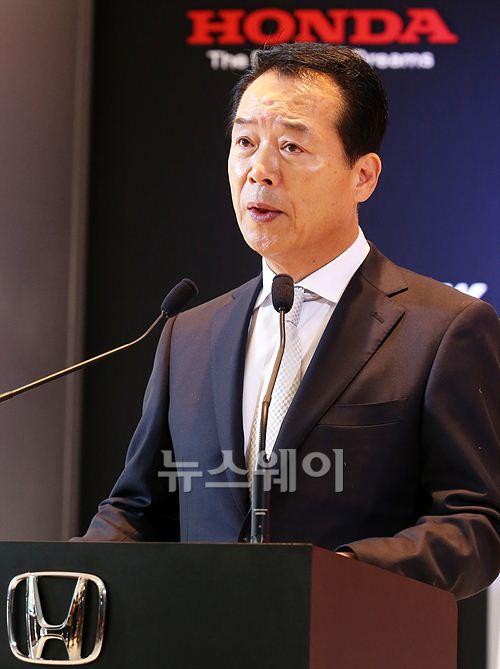 """정우영 혼다코리아 대표 """"혼다 F-1 복귀 신차에 긍정적"""""""