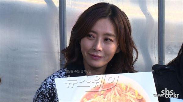 """송윤아, """"'식사하셨어요' 출연 이후 좋은 기운과 용기 얻었다"""""""