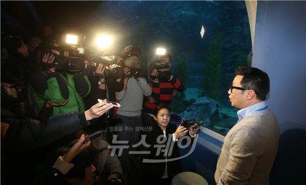 제2롯데월드 아쿠아리움 누수…롯데 해명 불구 논란 지속