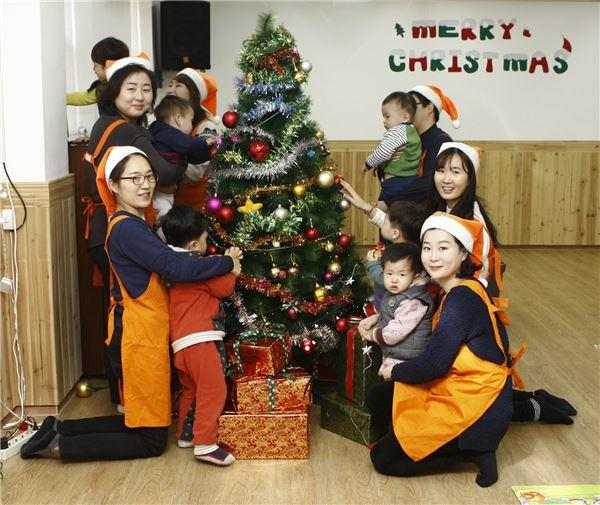 한화생명, '맘스케어 봉사단' 아동 맞춤형 봉사활동 전개