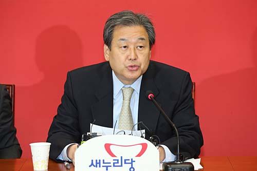 """김무성 """"부동산3법·서비스산업법 반드시 통과시켜야"""""""