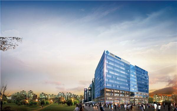 '위례중앙역 아이에스 센트럴타워' 내달 분양