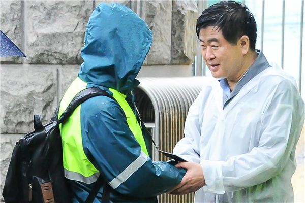 """권오갑 현대중공업 사장 """"경쟁력 회복으로 재도약 원년 삼을 것"""""""