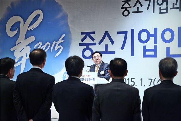"""김기문 회장 """"필사즉생 각오로 위기 극복"""""""