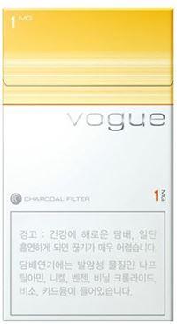 BAT코리아, '보그 시리즈' 3500원 판매…외산담배 가격 인하 주도