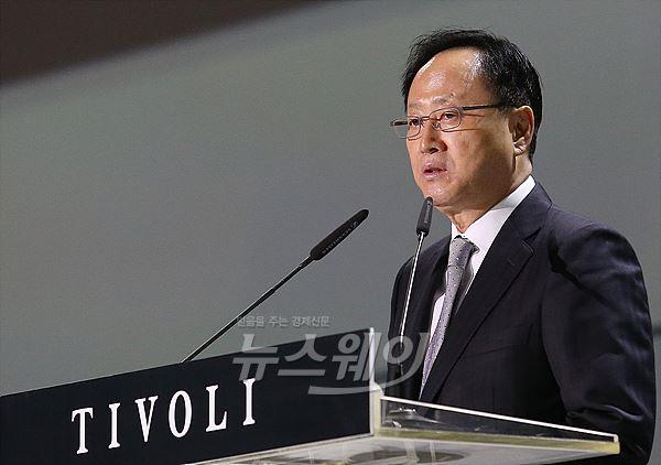 쌍용차 마저 외국인 대표체제 가나?···이유일 사장 사퇴의사 밝혀