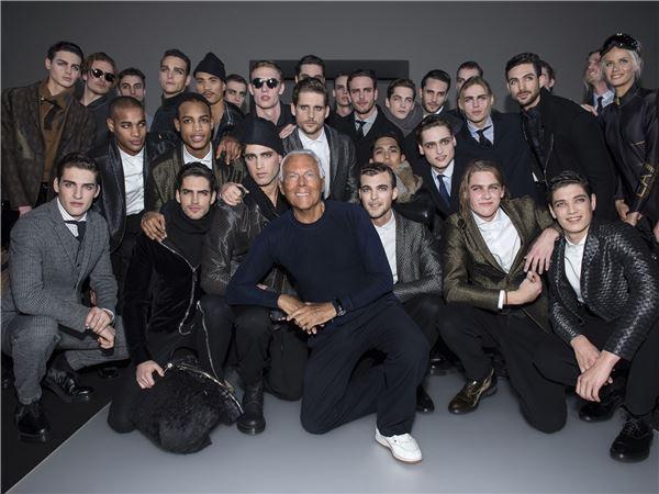 신세계인터, 엠포리오 아르마니 15 FW 남성컬렉션