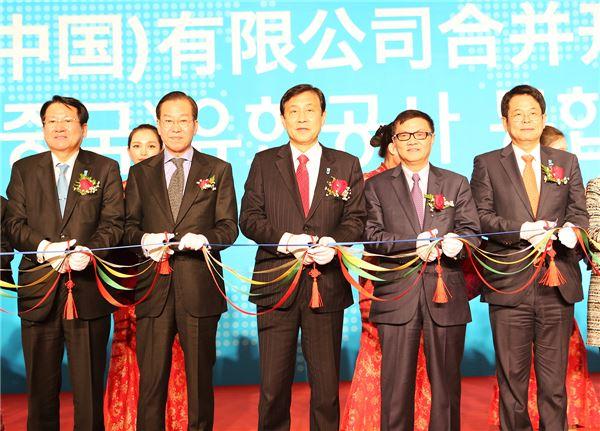 중국하나은행, 현지 금융사와 비은행부문 진출