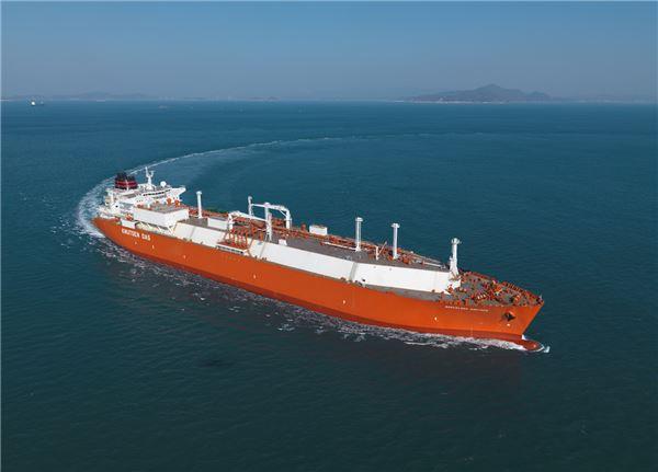 대우조선해양, 2억달러 규모 친환경 LNG선 수주