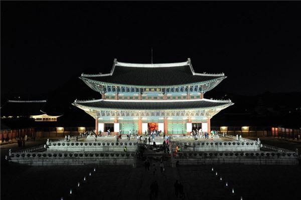 '경복궁 야간개장' 2월 11일 부터