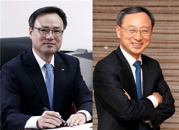 """장동현·황창규의 과제 """"통신시장 중흥"""""""