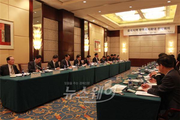 코트라, 베이징에 '코리아 비즈니스 센터' 구축…FTA 효과 높인다