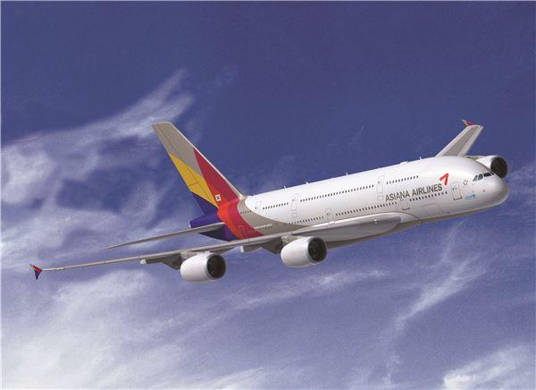 아시아나항공, 2년 만에 흑자전환…영업익 981억원 기록