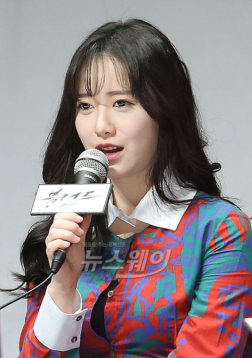 """구혜선 """"오만방자한 캐릭터 변신, 요즘 못되게 지내고 있다"""""""