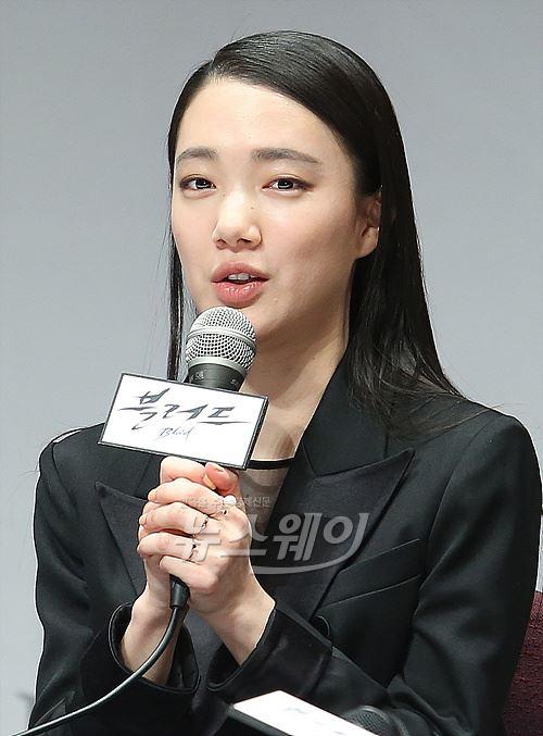 '블러드' 손수현, '매력적인 눈빛'