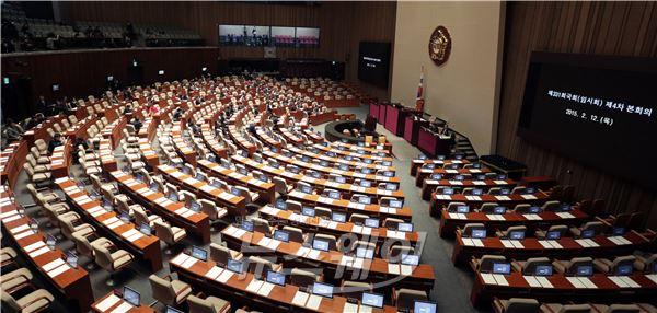 '늦깎이' 2월 임시국회···각 상임위 법안심사 돌입