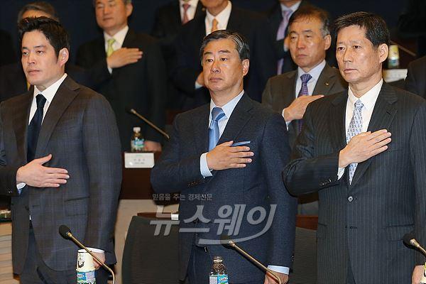 정용진·이만득·정몽윤, 서울상의 회장단 합류!