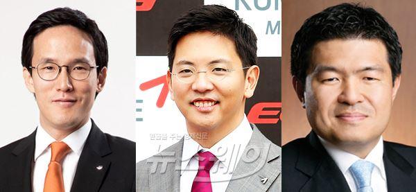 타이어 CEO 조현범·박세창·강호찬, 3인 3색 모터스포츠 마케팅