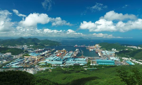 대우조선해양의 독주 비결은?…'고부가가치 선박'에 집중