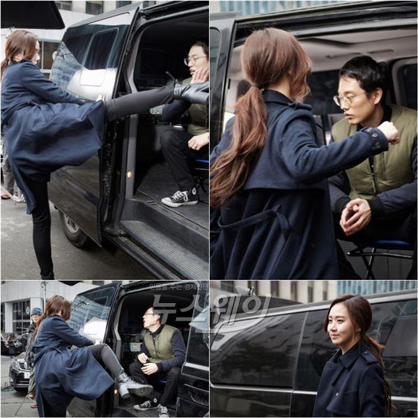 '스파이' 고성희, 발차기·핵주먹 수준급··· 차세대 액션퀸 예약