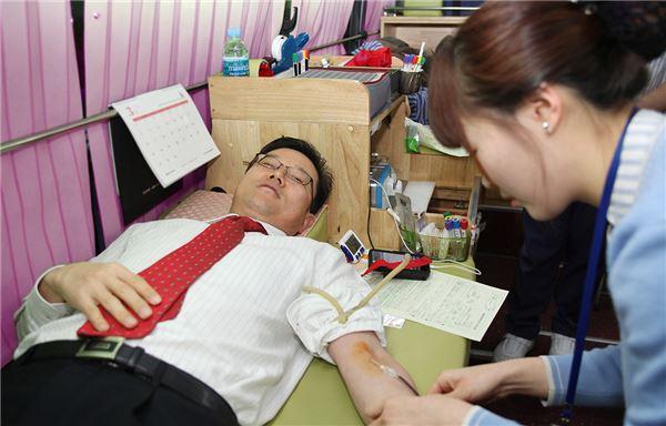 신협중앙회, '2015 사랑의 헌혈봉사활동' 펼쳐