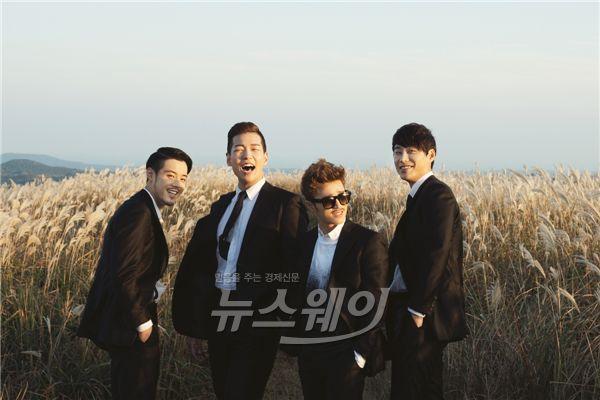 '불후의 명곡' 울랄라세션 뮤지컬 같은 무대에 시청자 '환호'