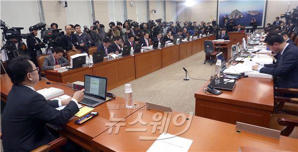 유일호 국토교통부 장관 인사청문회