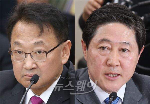 유일호·유기준 장관 후보자 인사청문회 열려