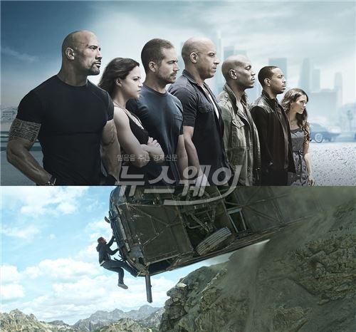'시리즈는 진화한다'···'분노의 질주' '미션임파서블' '007' 관객 수 계속 증가