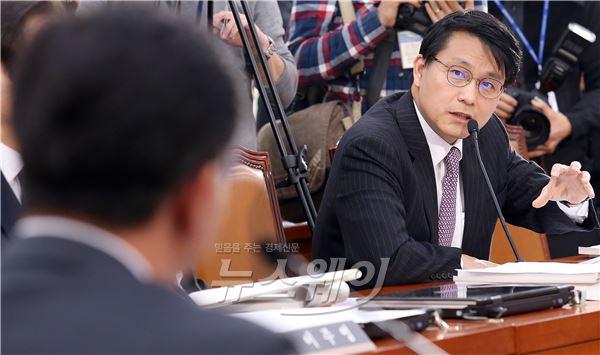 통일부 장관 후보자 인사청문회, 질의하는 윤상현