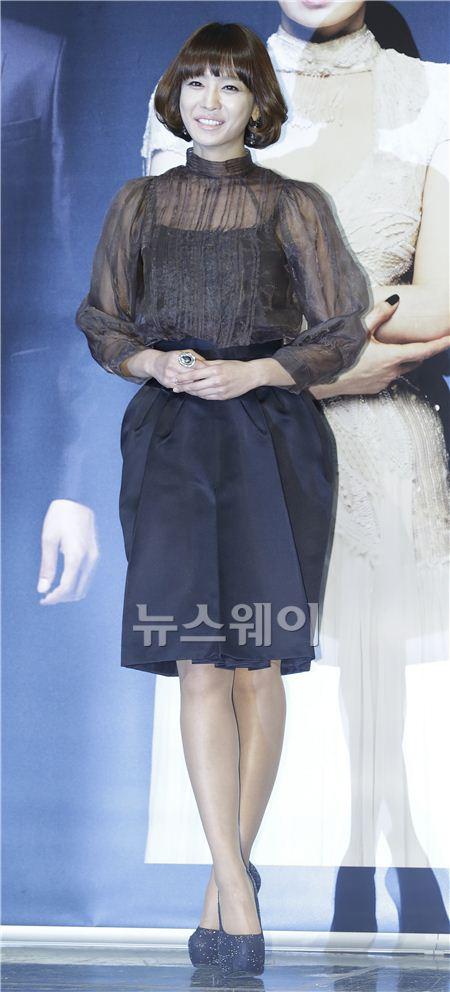 박정아·성유리·유리·한설아, 골프는 사랑을 타고…미녀는 골퍼와 사랑中
