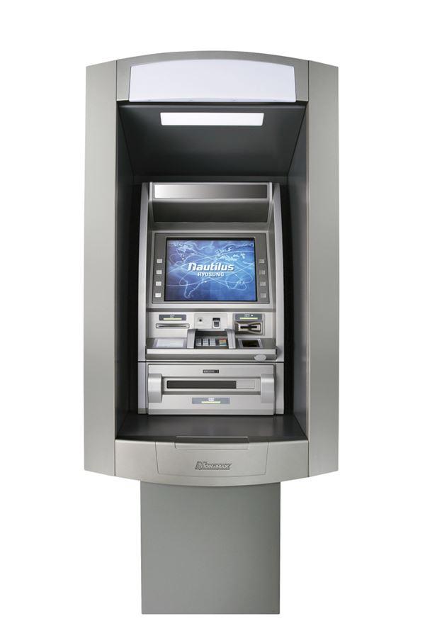 노틸러스효성, 나이지리아에 지문인식 ATM 선봬