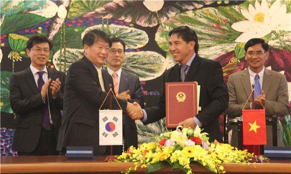 수출입銀, 베트남·미얀마에 EDCF 8100만달러 지원