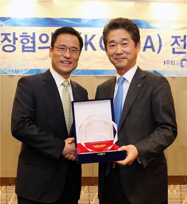 NH투자證, KOSDA 어워즈 '최우수 파생금융기관' 선정