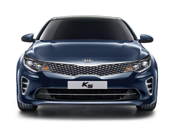 기아차, '신형 K5' 국내모델 이미지 추가 공개
