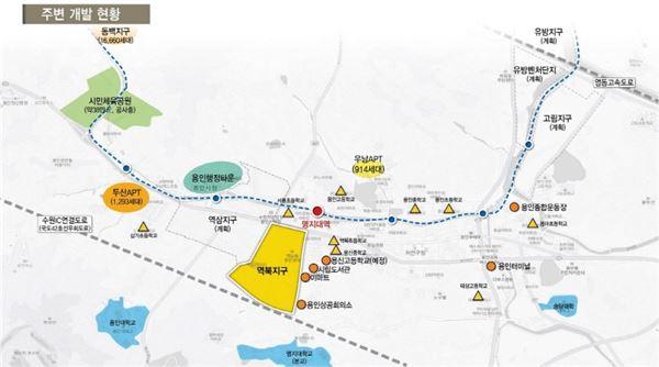동탄 용인 광역급행철도(GTX) 탄력받나
