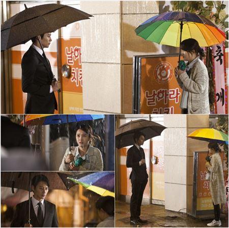 '내 마음 반짝반짝' 남보라·정은우, 빗속에서 운명적 만남…배수빈에 반격할까?