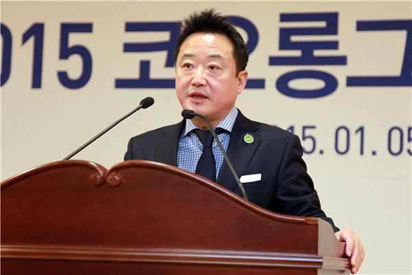 이웅열 코오롱 회장, 지난해 보수 '7억55만3000원'