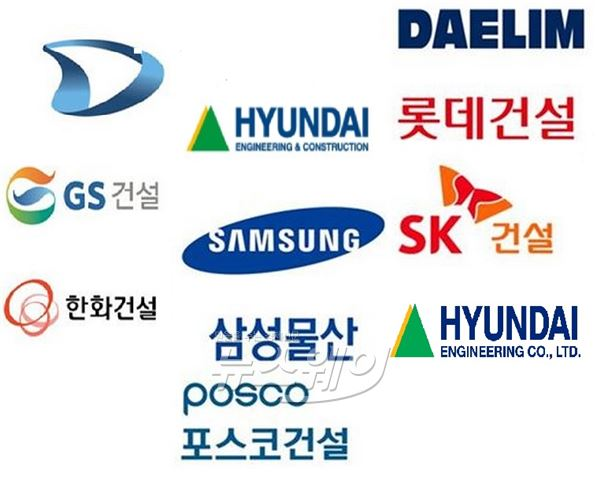 'TOP10' 건설사 사장 연봉 '삼성물산' 1등