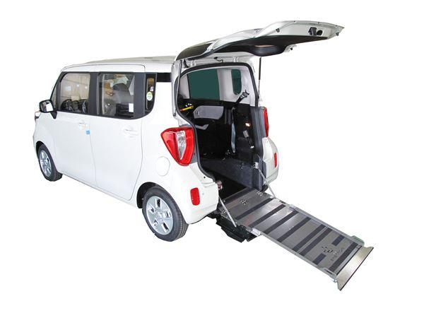 [서울모터쇼]현대차, 교통약자 위한 '레이 이지무브' 선보여