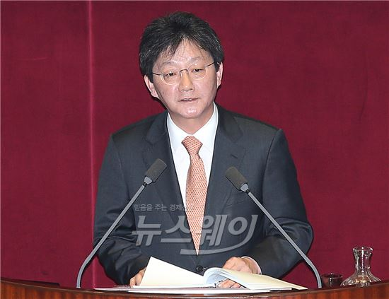 '신의 한 수' 유승민 연설, 차기총선 중도층 파고든다