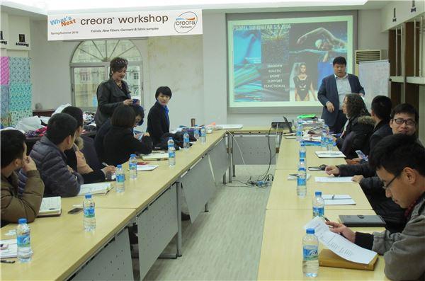 효성, 찾아가는 서비스 '크레오라 워크숍'으로 해외 시장 공략