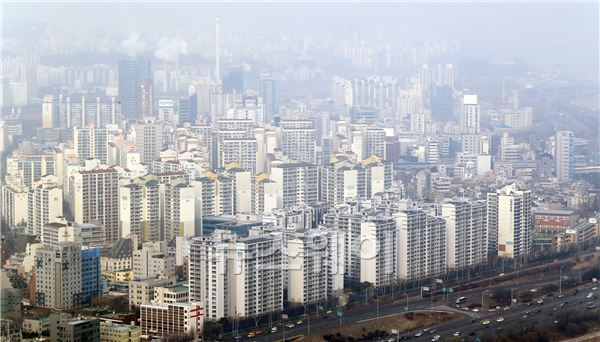 전국 17개 시·도 중 10곳 민간아파트 평균 분양가↑