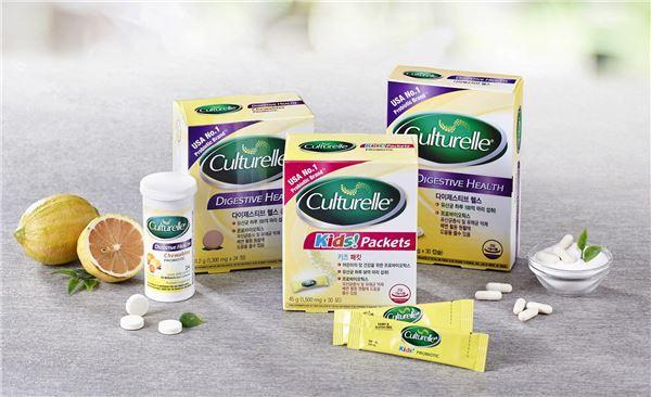 한독, 미국 판매 1위 프로바이오틱 제품 '컬처렐' 출시