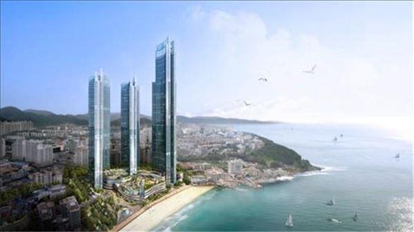 포스코건설, 2조7000억대 부산 최고층 '엘시티' 시공