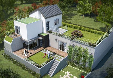 예지엔, '수지성복 예지엔 테라스하우스' 견본주택 오픈
