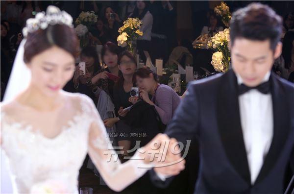 서울가든호텔, 2015 웨딩시연회 열어