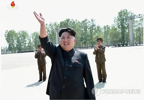 북한 로켓 발사 기지 새로 건설…김정은 제1위원장 현지시찰